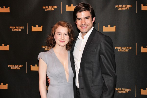 Photo Coverage: Inside Opening Night of THE HAIRY APE, with Bobby Cannavale