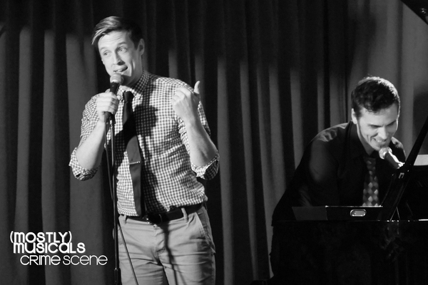 Photos: (mostly)musicals Returns to the E Spot Lounge with CRIME SCENE