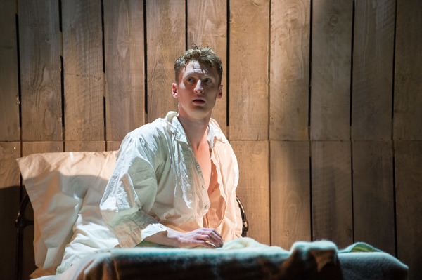 Photo Flash: First Look at the UK Tour of Moira Buffini's GABRIEL