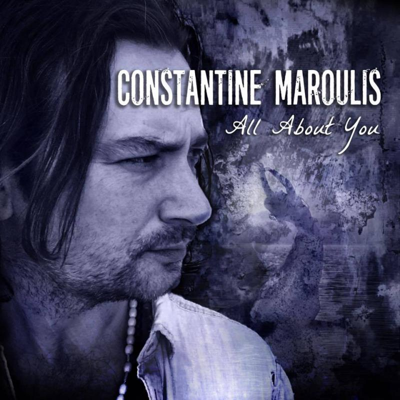 BWW CD Review: Constantine Maroulis' ALL ABOUT YOU is Catchy