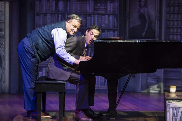 Chris DiStefano and Richard Gray
