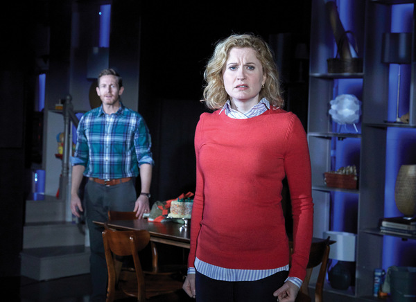 Photo Flash: First Look at TheaterWorks' NEXT TO NORMAL Starring Christiane Noll