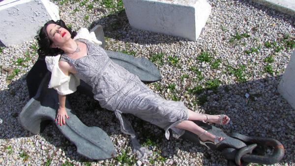 Heather Massie as HEDY!  Photo credit: Charley Marlowe