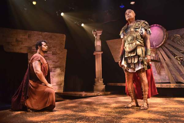 Photos: First Look at Michael Dorn and More in Orlando Shakes' ANTONY & CLEOPATRA
