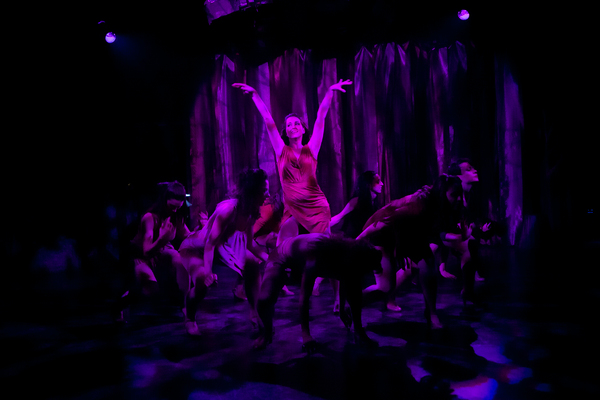 Photo Flash: First Look at stop/time dance theater's ROCKIN' THE FOREST
