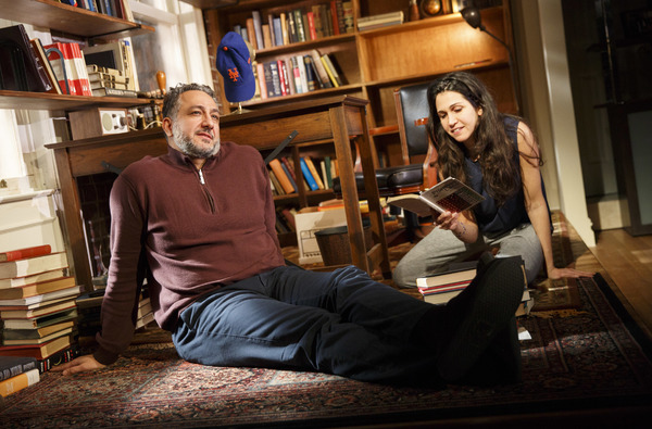 Ali Reza Farahnakian & Francis Benhamou Photo