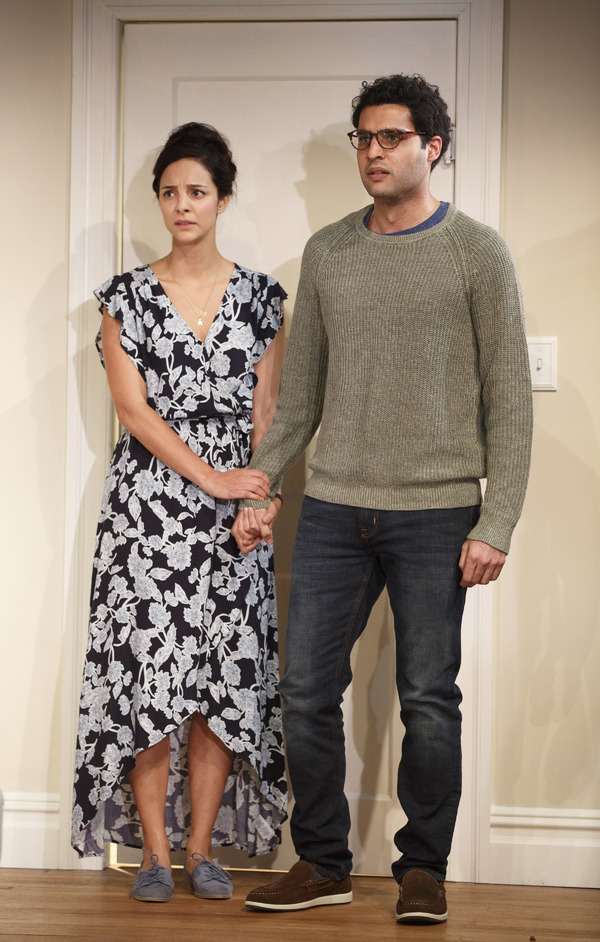 Photo Flash: First Look at Zayd Dohrn's THE PROFANE at Playwrights Horizons
