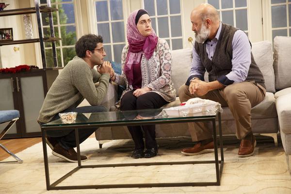 Babak Tafti, Lanna Joffrey & Ramsey Faragallah