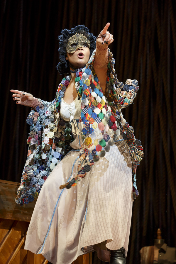 Photo Flash: INTO THE WOODS Opens 4/5 at Center Theatre Group/Ahmanson