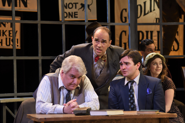 Photo Flash: Ocean State Theatre presents INHERIT THE WIND