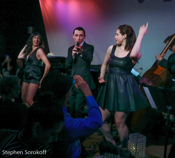 Photo Coverage: Charlie Romo & Friends Celebrate 21 At The Metropolitan Room