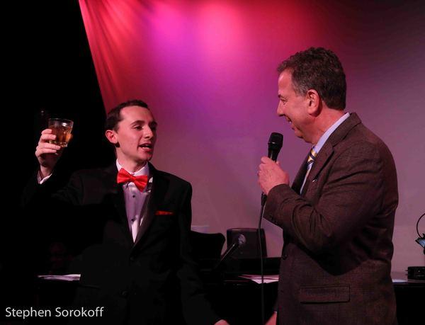 Charlie Romo & Bernie Furshpan Photo