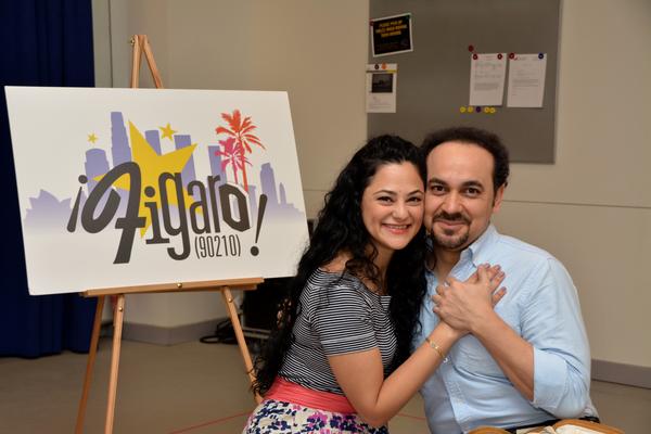 Samarie Alicea and Jose Adan Perez