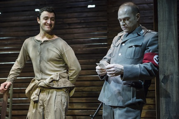 Photo Flash: Photo Coverage: LUFT GANGSTER Begins Performances at Sheen Center