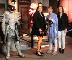 'The Hunger Games: The Exhibition' Opens at Frazier History Museum