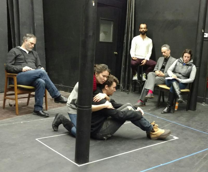 BWW Review: Searing LAST DAYS OF JUDAS ISCARIOT at Mad Horse