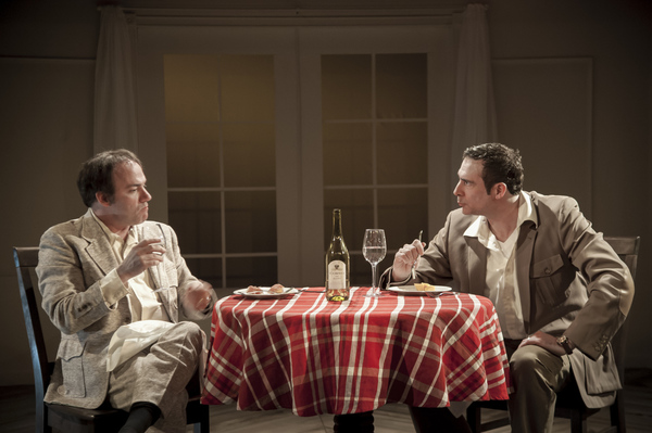 Photo Flash: Mile Square's Darkly Humorous BETRAYAL Explores Complications of Marriage