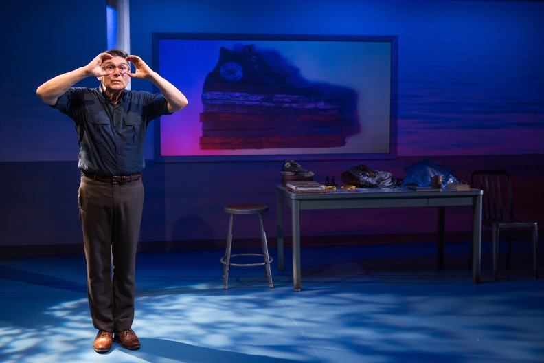 BWW Review: THE ABSOLUTE BRIGHTNESS OF LEONARD PELKEY at Hartford Stage