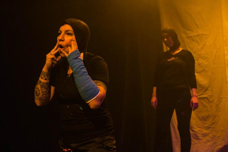 BWW Review: A Cerebral Tribute to Freaky, Fringe Theatre with Copious Love's THE FOG MACHINE PLAY