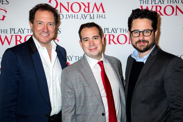 Kevin McCollum, Kenny Wax, J.J. Abrams