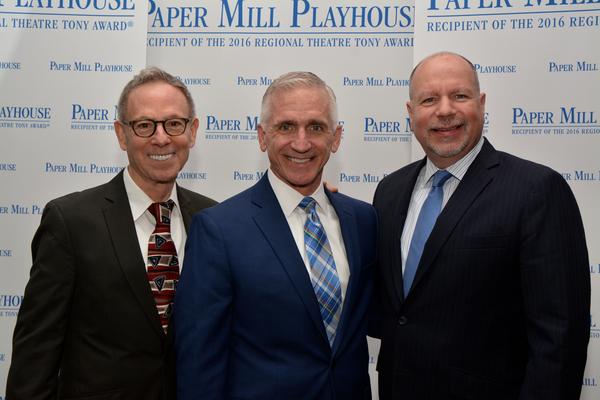 Patrick Parker, Mark S. Hoebee and Todd Schmidt