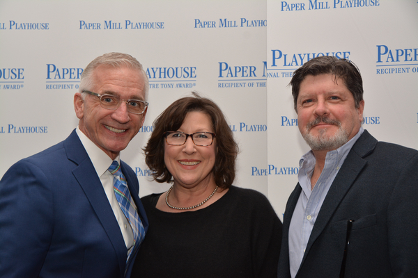Mark S. Hoebee, Toni DiBuono and Michael McGrath