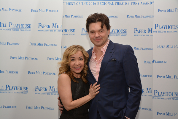Photo Coverage: Opening Night of MILLION DOLLAR QUARTET At The Paper Mill Playhouse