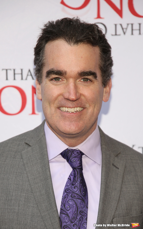 brian d arcy james