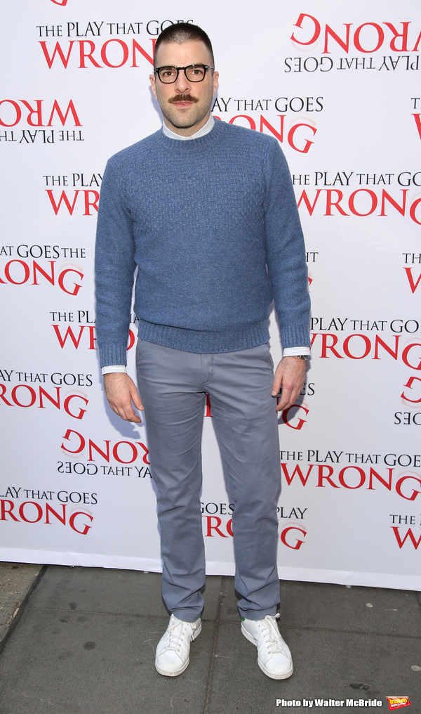 Photo Coverage: On the Opening Night Red Carpet for THE PLAY THAT GOES WRONG!