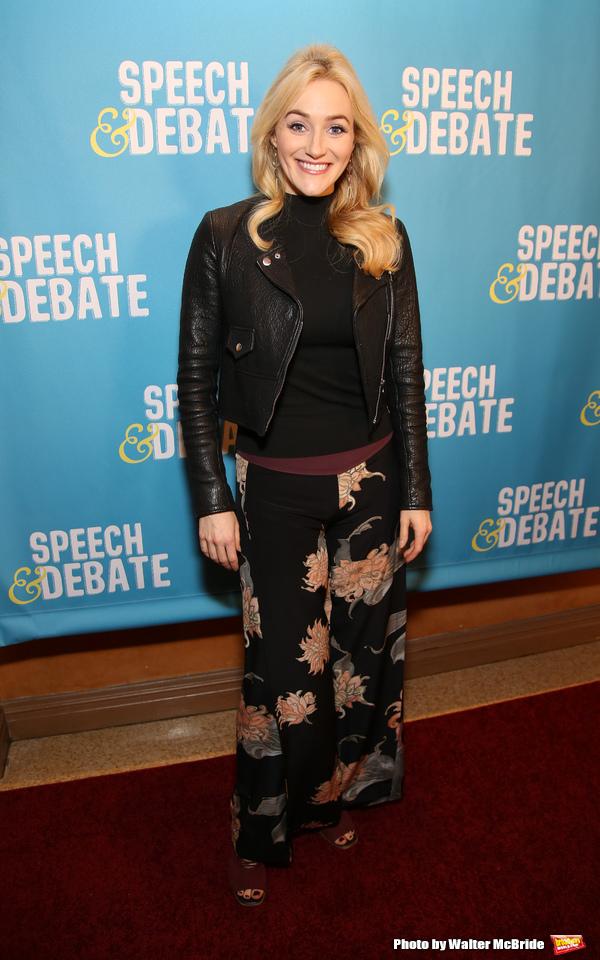 Photo Coverage: Stephen Karam's SPEECH & DEBATE  Celebrates NYC Premiere!