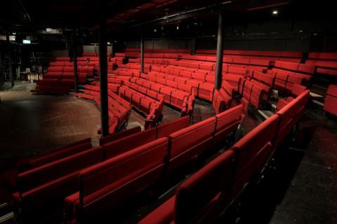 Factory Theatre Auditorium