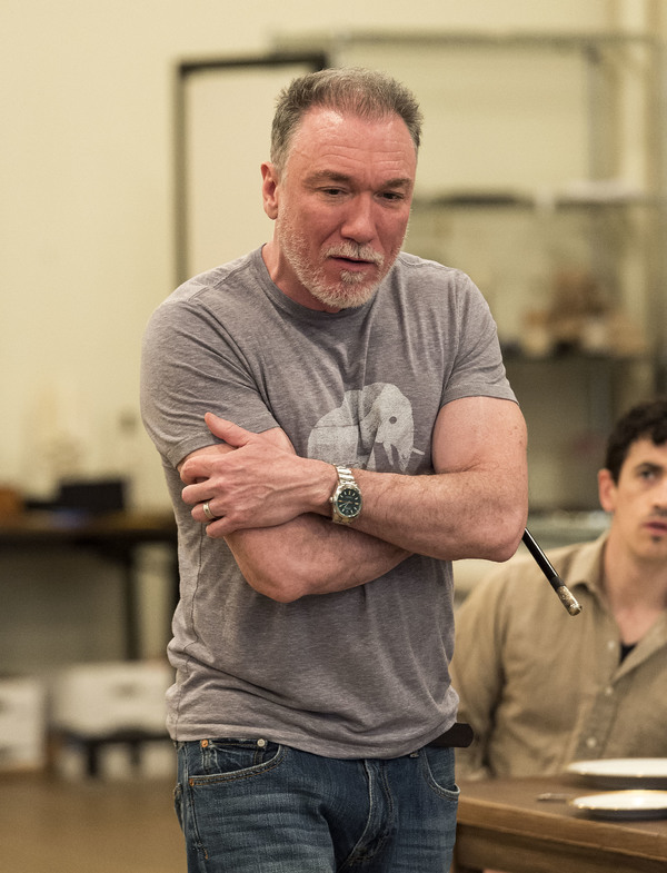 Cast member Patrick Page