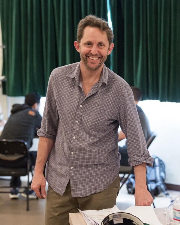 Cast member Todd Weeks