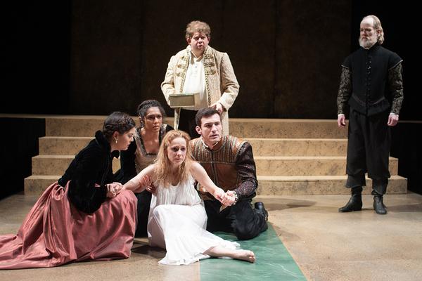 Dana Kreitz (as Philema), Aneesa Neibauer (as Chrystalla), Mattie Hawkinson (as Penth Photo