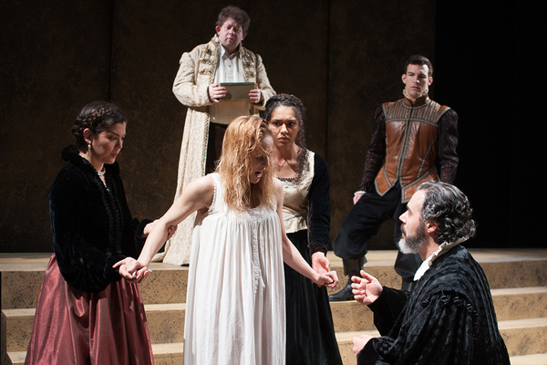 Dana Kreitz (as Philema), Mattie Hawkinson (as Penthea), Mike Gamache (as Armostes),  Photo