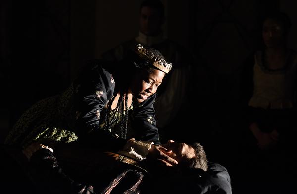 Ebony Pullum (as Calantha), Daniel Miller (as Ithocles)