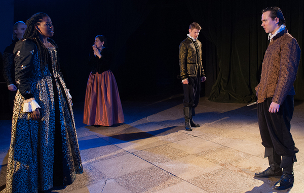 John Basiulis (as Crotolon), Ebony Pullum (as Calantha), Dana Kreitz (as Philema), Le Photo