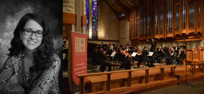 River Oaks Chamber Orchestra Welcomes Amy Gibbs as Managing Director