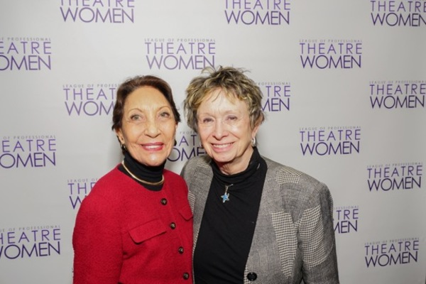 League of Professional Theatre Women Lucille Lortel Visionary Award winner Emily Simoness, Founder of SPACE at Ryder Farm (whic