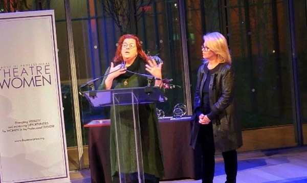 Photo Flash: LPTW Honor Carol Hall, Linda Cho, Liesl Tommy and More at 2017 Awards Celebration