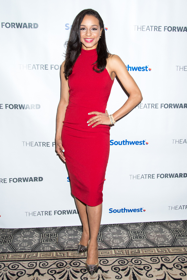 Photo Coverage: On the Red Carpet for Theatre Forward's Chairman's Awards Gala