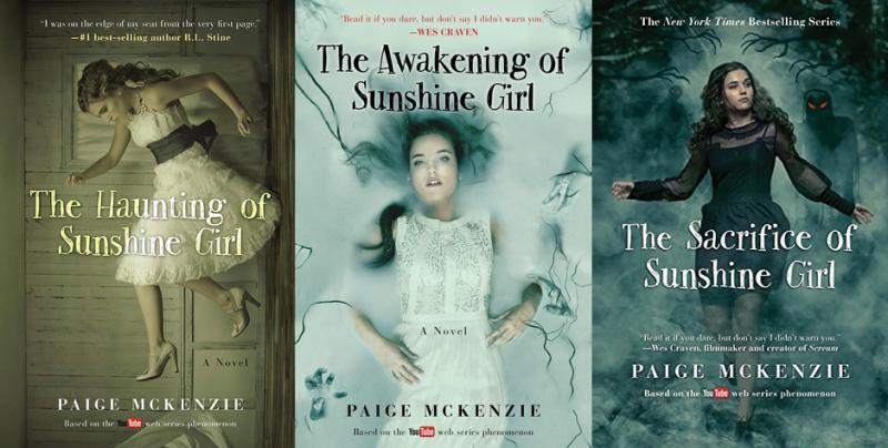 BWW Interview: Paige McKenzie, Author and Star of THE SACRIFICE OF SUNSHINE GIRL