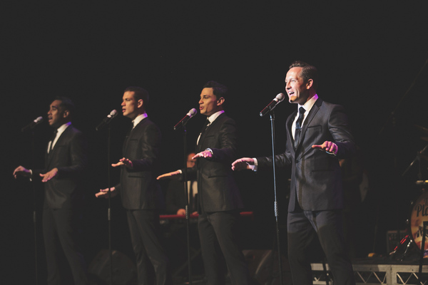 PHOTO FLASH: Top Cabaret Act BOYS IN THE BAND to Enthrall SG Audiences April 8