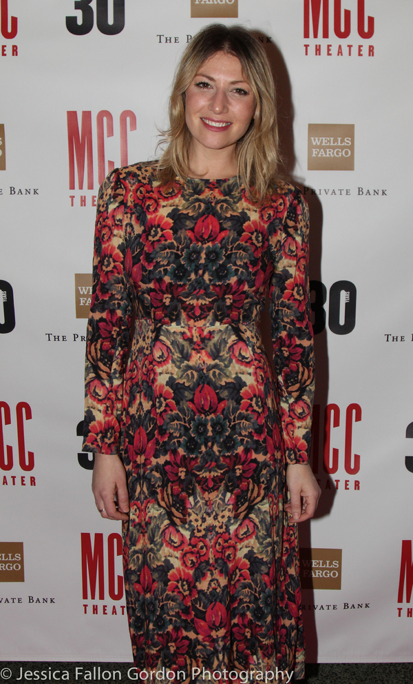 Photo Coverage: Kelli O'Hara, Ben Platt & More Strut the Red Carpet for MCC's Miscast!