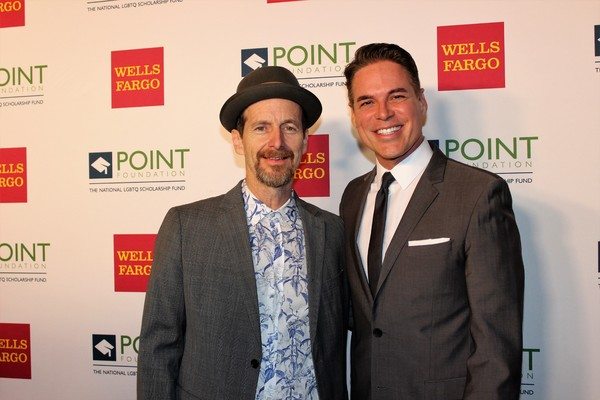 Denis O'Hare and Jorge Valencia