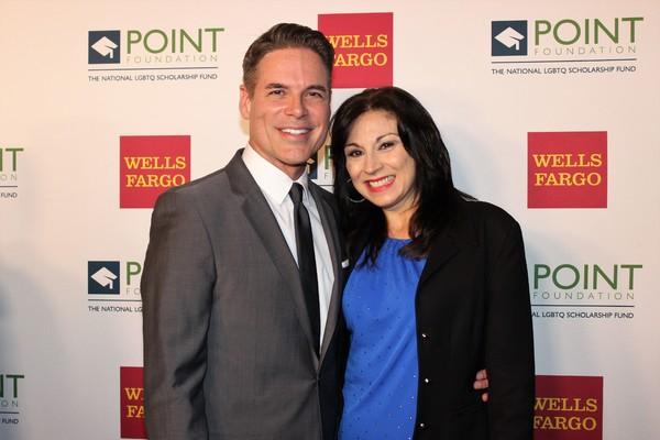 Jorge Valencia and Valerie Smaldone