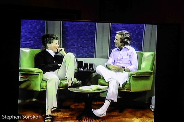 Katharine Hepburn & Dick Cavett