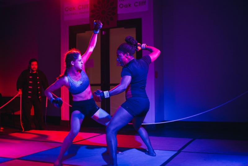 BWW Review: BRUISES: ANIMAL VS MACHINE at PrismCo