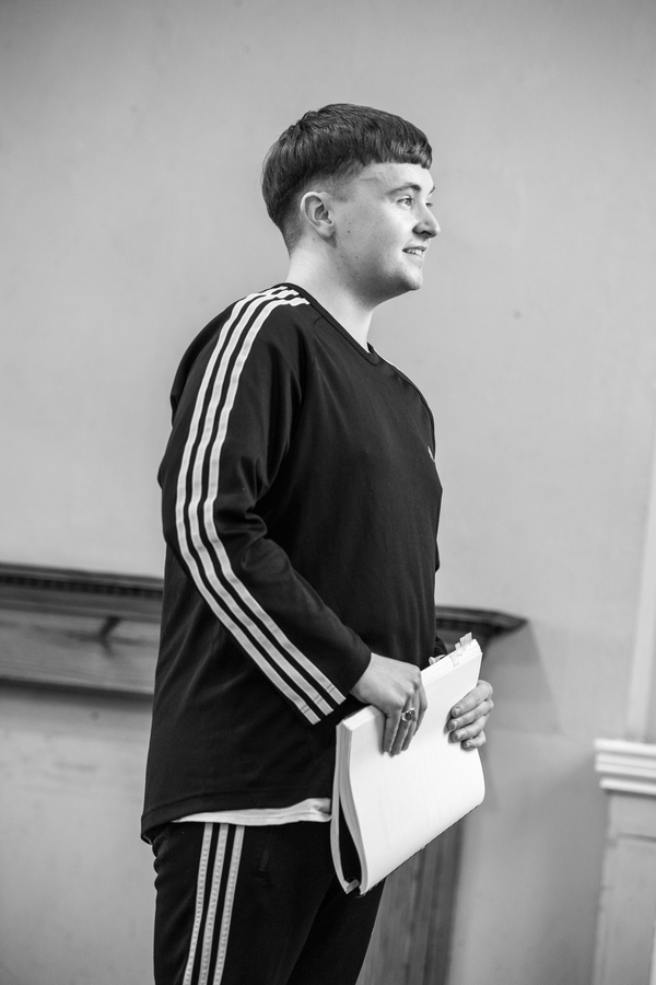 Photo Flash: In Rehearsal for the UK & Ireland Premiere of THE ADDAMS FAMILY