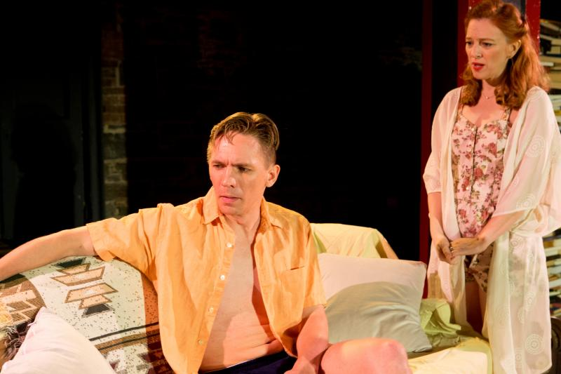 BWW REVIEW:  Jonathan Leaf's DECONSTRUCTION Bravely and Brilliantly Delves Into The Difficulties of Truth
